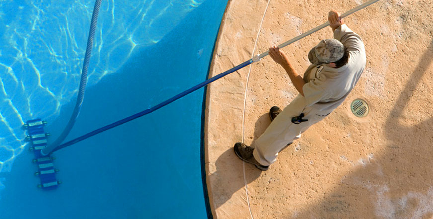 Yakima Pool Cleaning and repair service